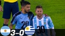 Argentina vs Uruguay 3-0 - All Goals & EXTENDED Highlights RÉSUMÉ & GOLES ( Last Matches ) HD