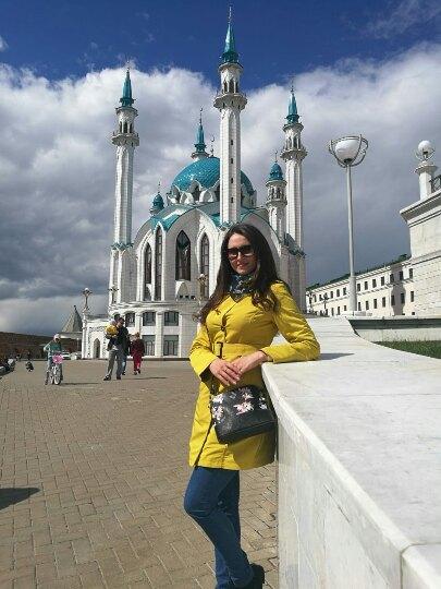 Ильсия Нигаматзянова | Уфа