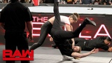Ronda Rousey rips into The Bellas before destroying their private security Raw, Oct. 15, 2018