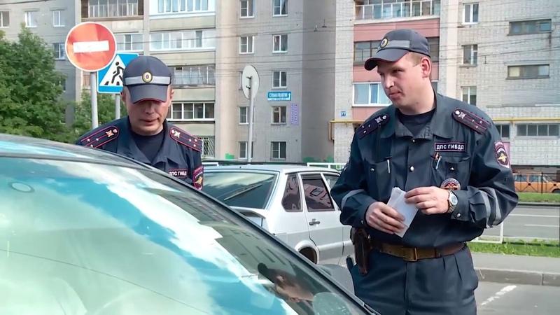 Разрешений на перевозку пассажиров не оказалось у нескольких таксистов Вологды