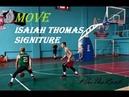 BASKETBALL MOVE - CROSS STEP(Isaiah Thomas)