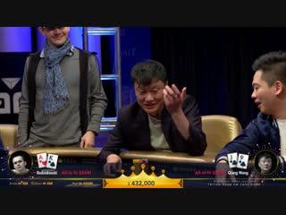 $300,000 кеш игра в Holdem 6+ (Эпизод 4)