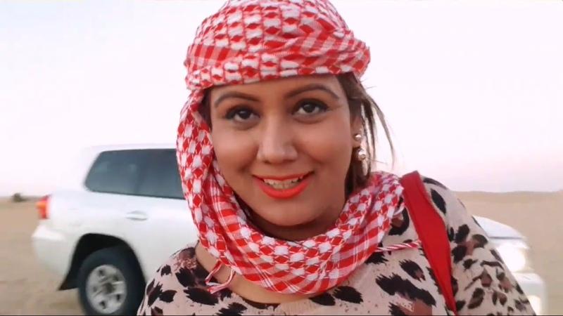 Dubai Desert Safari,Belly Dance More with Mamta Sachdeva