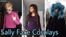 Sally Face Cosplay Tik Tok Compilation