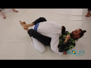 Cross Collar Choke - Guard Part 2