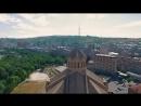 Running into the air Yerevan