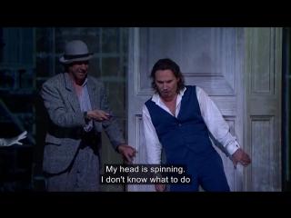 Mozart Моцарт Дон Жуан Don Giovanni Хольтен Holten Ковент Гарден Royal Opera House 2014/2018