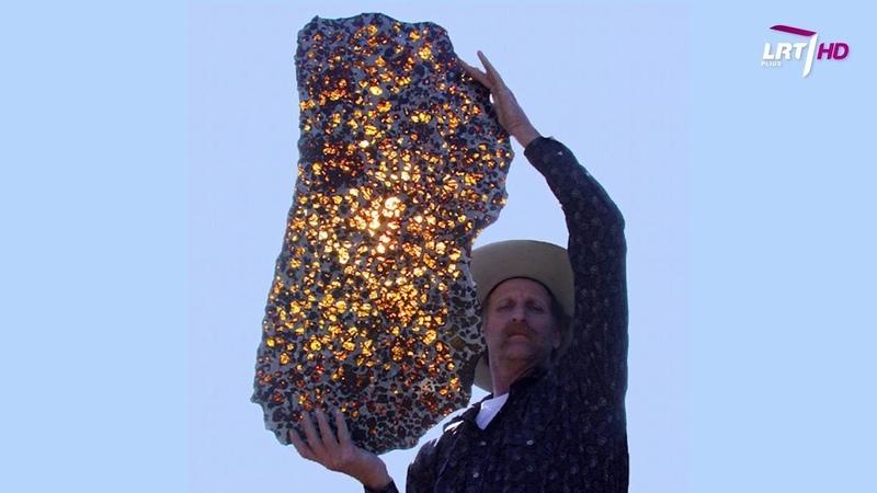Kaip tapti meteoritų medžiotoju