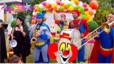 Birthday Clown For Children, Singing Cartoons Characters in Real Life ( Batman,Spiderman,Superman )