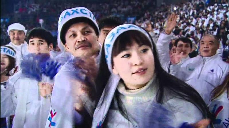 Opening of 2011 Asian Winter Games (3/14) Церемония открытия Зимних Азиатских игр 2011 г. (3/14)
