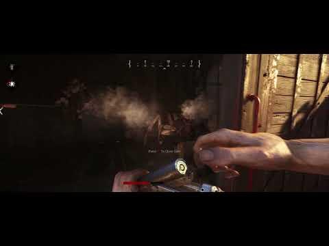 Hunt Showdown - Spider monster. NOPE