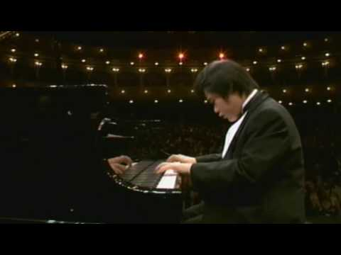 Nobuyuki Tsujii 辻井伸行 2009 Cliburn Competition FINAL CONCERT Chopin No.1,part 2-4