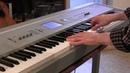 Apologize One Republic Cover piano accompaniment Oleg Smirnov