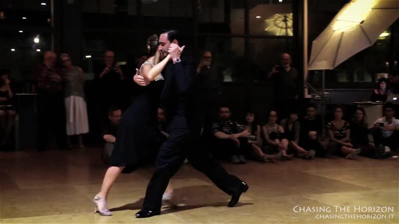 Fausto Carpino y Stephanie Fesneau ¦ IL FORTINO - Turin (5-5)