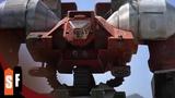 Robot Jox (12) Giant Robot Laser Battle (1989) HD