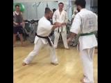 Обманки в Кёкусинкай карате при ударах ногами. Подготовка бойца https://vk.com/oyama_mas