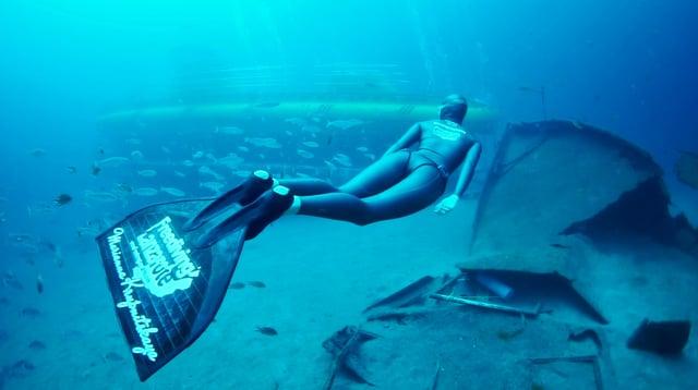 Freediving - Submarine Safaris Lanzarote