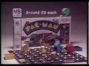 Pac-Man Board Game (1984) Advert