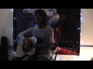 Лидия Петрушина - Фиолетово-чёрный (Арт-кухня 19.08.18)