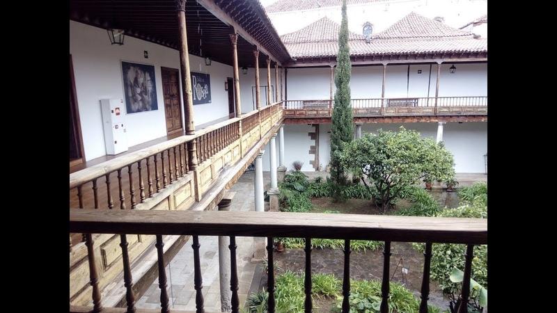 Ибероамериканский музей ремесел Тенерифе MAIT в Ла Оротаве