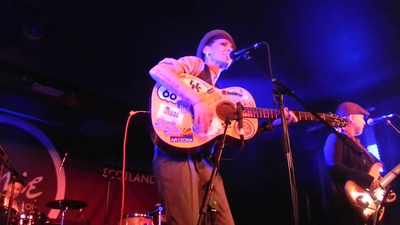Jill Jackson - Middle of the Night (at Oran Mor)