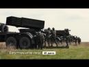 Алдарыңызда БМ-21 ДАРЖ «ГРАД» жаңартылған жауынгерлік машинасы