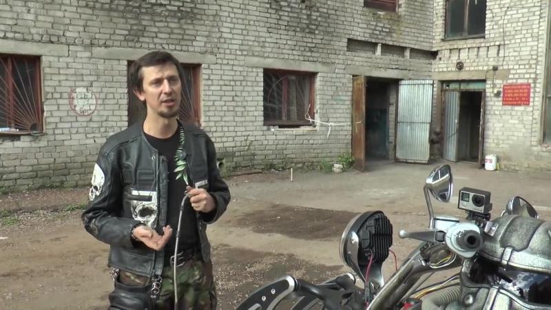 Как тормозить мотоцикл с 300 лс и 700 кг веса Гангрена Серия 6
