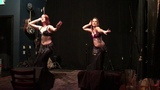 Dancers of Bastet performing Bellydance Choreography I Put a Spell On You by Natacha Atlas
