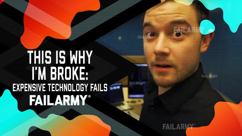 FailArmy This is Why Im Broke Expensive Technology Fails
