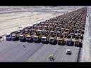 Совершенно невероятное видео со строительной площадки нового Стамбульского аэропорта о чём нам даже и мечтать пока не следует