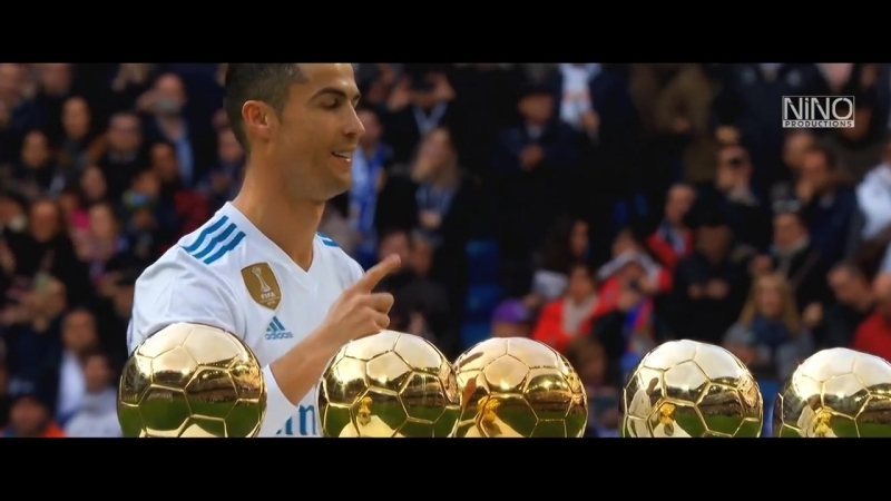 Cristiano Ronaldo ● The Greatest Of All Time -- GOAT -- HD