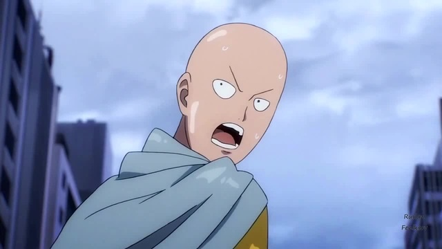 One Punch Man ★ Deadpool · coub, коуб anime deadpool One_Punch_Man