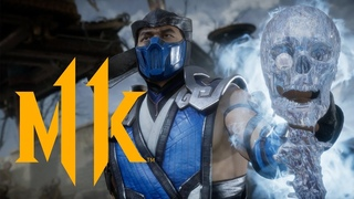 Mortal Kombat 11  Official Gameplay Reveal Trailer NR