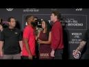 UFC 228_ Tyron Woodley vs. Darren Till Media Day Staredown - MMA Fighting