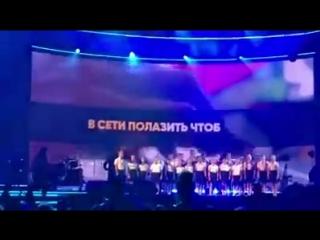 Детский хор перепел песни на свой лад