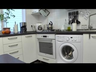 Дизайн и ремонт маленькой кухни