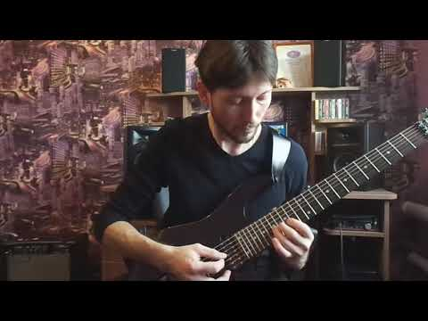 JAN CYRKA - YOURS IS MINE (Guitar cover)