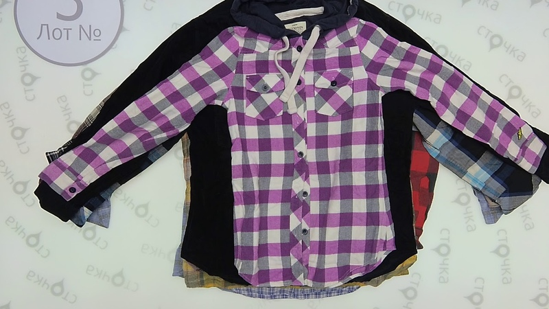 COUNTRY STYLE mens shirts Autumn Winter 3,(секонд хенд)