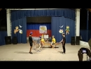 1 экипаж Цирк на цветном бульваре