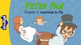 Peter Pan 6 Learning to Fly Level 6 By Little Fox