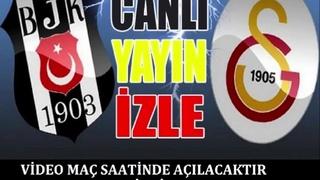 Beşiktaş Galatasaray Maçını HD Donmadan izle