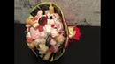 Подробная инструкция создания сладкого букета своими руками на 8 марта 2018 и День Рождения