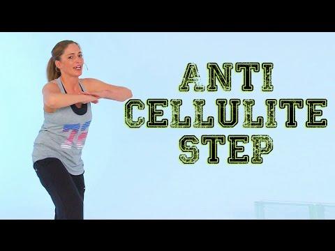 Anti-Cellulite-Step - Das komplette Training mit Andrea