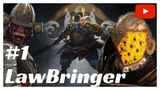 The #1 ranked Lawbringer! Impossible match!