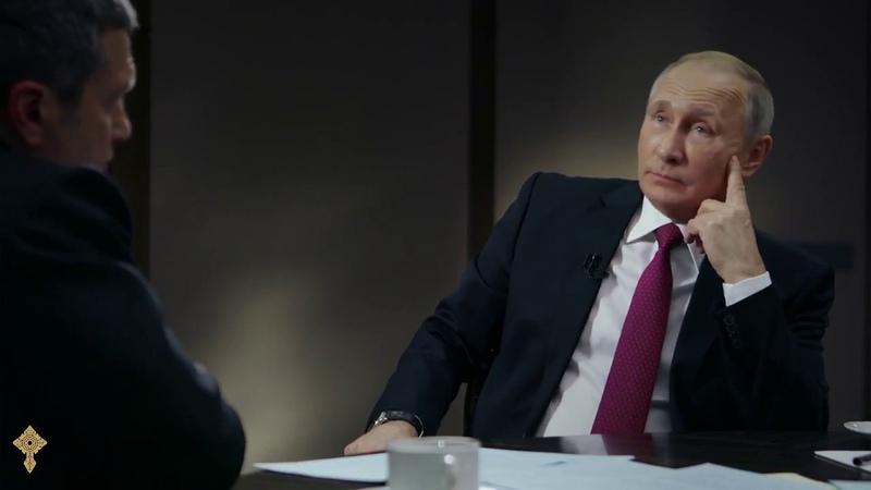 Россия напрямую управляется Господом Богом.