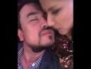 Түнгі клубта ерсі қылық көрсеткен Луина мен Кенталды көпшілік сынап тастады видео