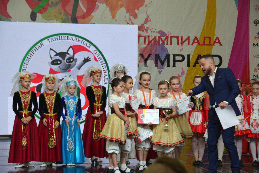 Ансамбль «Ритмы планеты» из Ховрина вернулся с триумфом со Всемирной танцевальной олимпиады