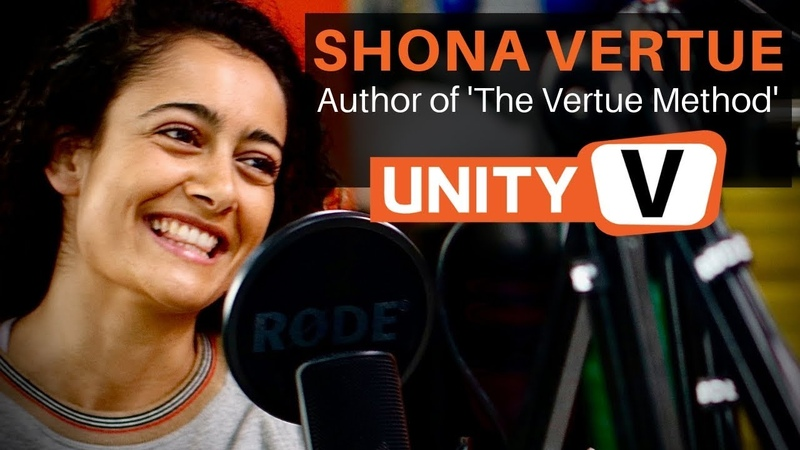 Shona Vertue - Interview With Author Of The Vertue Method Book