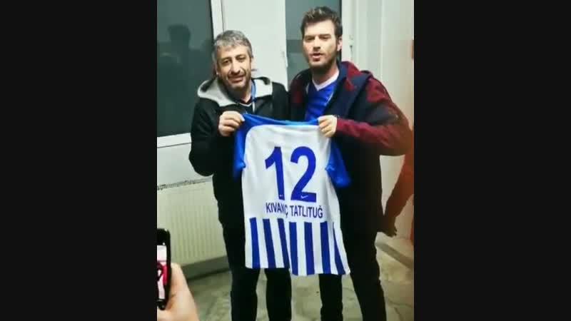 Şampiyon Sarıyer Babacım - @kivanctatlitug