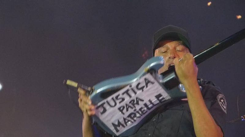Tom Morello - Killing In the Name - Porto Alegre - RS - Brasil - 2018